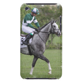 Dappled Grey Race Horse iTouch Case Case-Mate iPod Touch Case