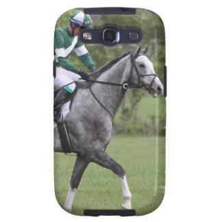 Dappled Grey Race Horse Samsung Galaxy Case Samsung Galaxy S3 Cover