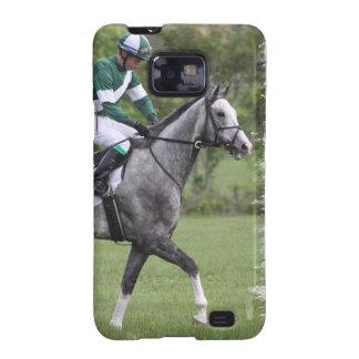 Dappled Grey Race Horse Samsung Galaxy Case Samsung Galaxy S2 Cover
