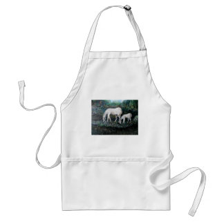 Dappled Mare and Foal Aprons
