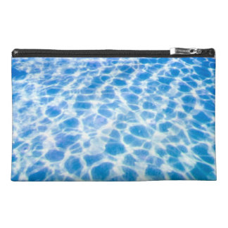 Dappled Water Travel Accessory Bag