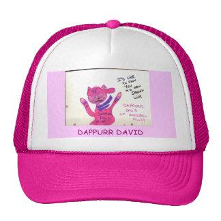 DAPPURR DAVID TRUCKER HAT