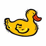 Dappy Duck Statuette