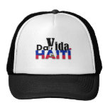 Dar Vida Haití Gorros Bordados