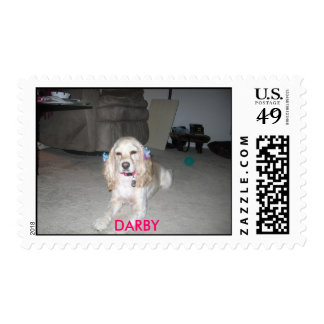 darby#3, DARBY Postage