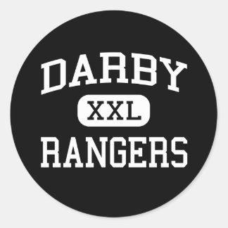 Darby - Rangers - Junior - Fort Smith Arkansas Stickers