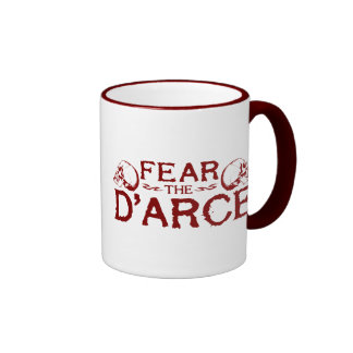 D'arce Coffee Mugs