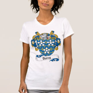 Darcy Family Crest T Shirts