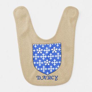 Darcy Family Shield Baby Bib