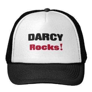 Darcy Rocks Trucker Hats
