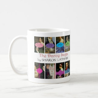 Darcy Saga Mug
