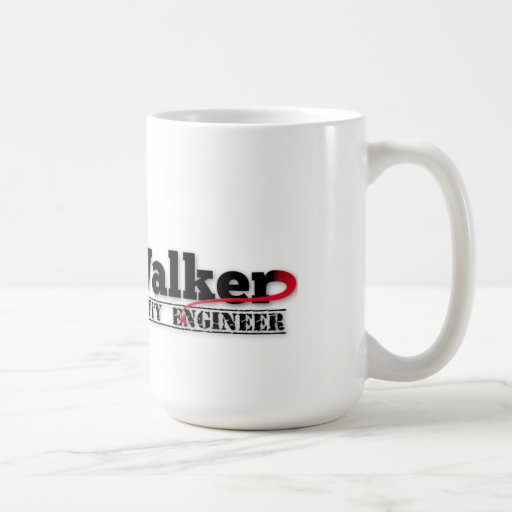 Darcy Walker, Iniquity Engineer Mug
