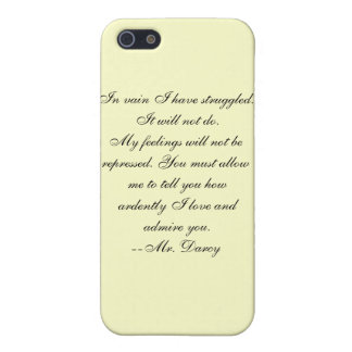 Darcy's Proposal Phone Case