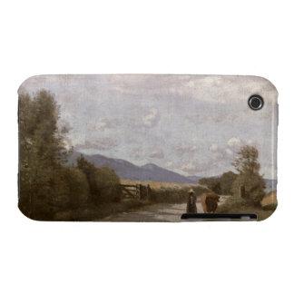 Dardagny, Morning, c.1853 (oil on canvas) iPhone 3 Case