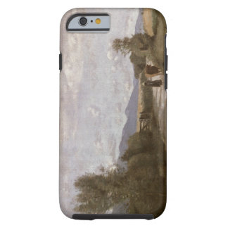 Dardagny, Morning, c.1853 (oil on canvas) Tough iPhone 6 Case
