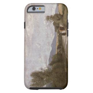 Dardagny, Morning, c.1853 (oil on canvas) Tough iPhone 6 Case