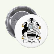 Dardes Family Crest Button