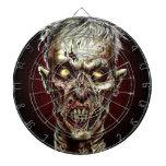 Dardos del zombi tablero de dardos