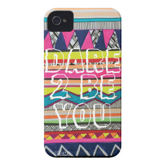 Dare 2 Be You Case iPhone4/4s