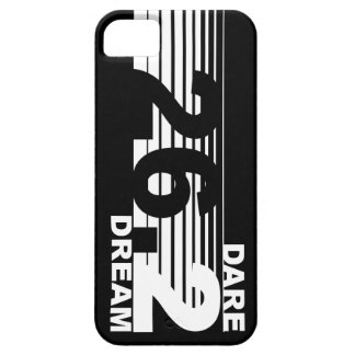 Dare 2 Dream - 26.2 Marathon iPhone 5 Case - Black