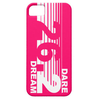 Dare 2 Dream - 26.2 Marathon iPhone 5 Case - PINK