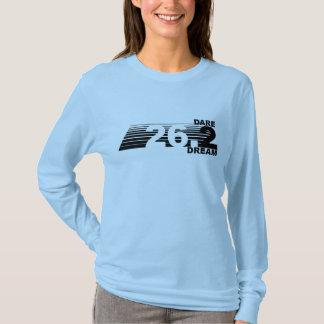 Dare 2 Dream - 26.2 Marathon Women's Long TShirt