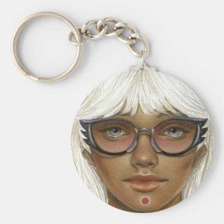 Dare be Strange Keychain