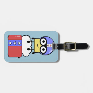 Dare Devil Toast Tags For Bags
