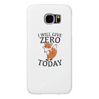 Daré el Fox cero hoy Funda Samsung Galaxy S6