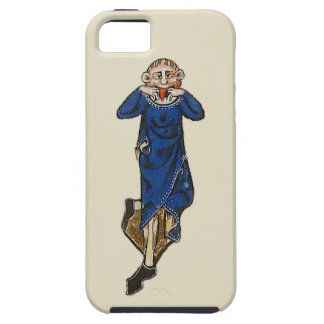 Dare grimace (medieval) iPhone SE/5/5s case