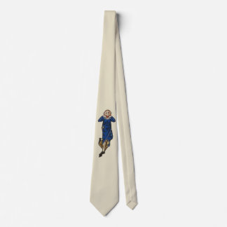 Dare grimace (medieval) neck tie