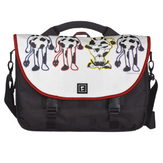 Dare to be different Cows Bags For Laptop