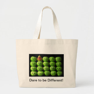 Dare to be different JUMBO TOTE BAG