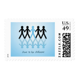 Dare to be Different Postage