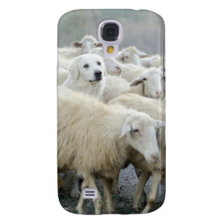 Dare to be different! Sheepdog Saying ... Samsung Galaxy S4 Cover