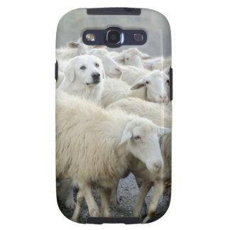 Dare to be different! Sheepdog Saying ... Samsung Galaxy S3 Covers