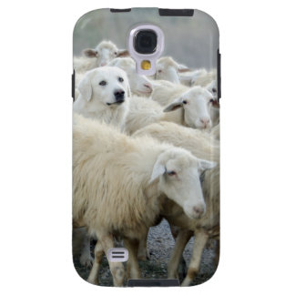 Dare to be different! Sheepdog Saying ... Galaxy S4 Case