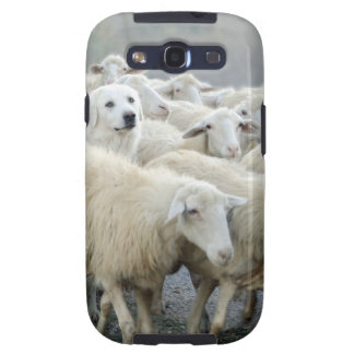 Dare to be different! Sheepdog Saying ... Samsung Galaxy S3 Cases