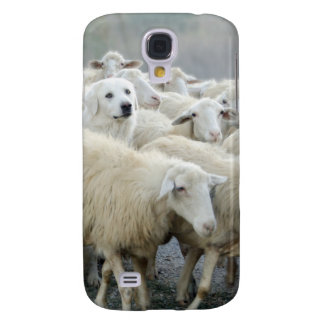 Dare to be different! Sheepdog Saying ... Galaxy S4 Cover