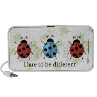 Dare to be Different Speaker