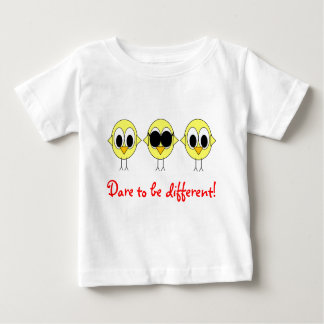 Dare to be Different - Sunglasses Baby T-Shirt