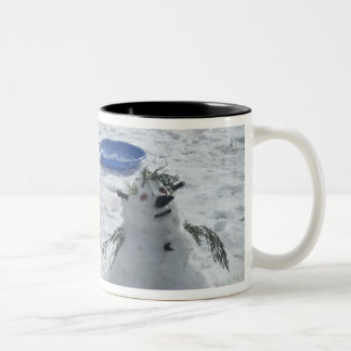 Dare to be Different Two-Tone Coffee Mug