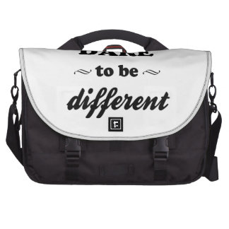 Dare To Be Differernt Bag For Laptop