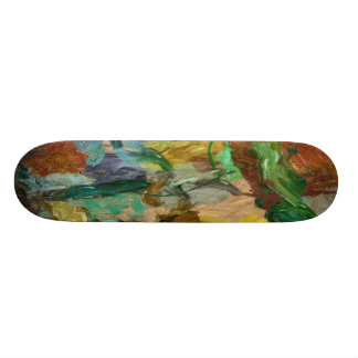 DARE TO BE STUPID SKATEBOARD DECK