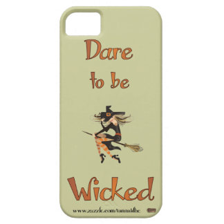 Dare to be Wicked iPhone 5 Case