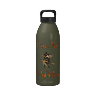 Dare to be Wicked Water Bottles