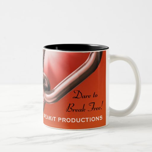 Dare to Break Free Coffee Mug