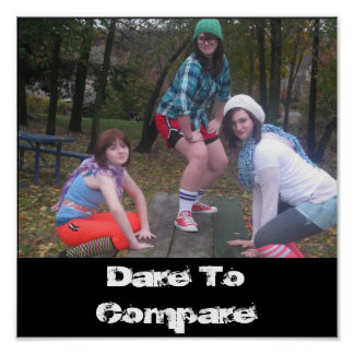 Dare To Compare Poster
