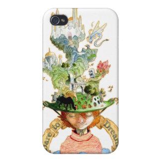 Dare To Dream iPhone 4 Case