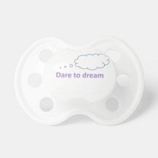 dare to dream pacifier